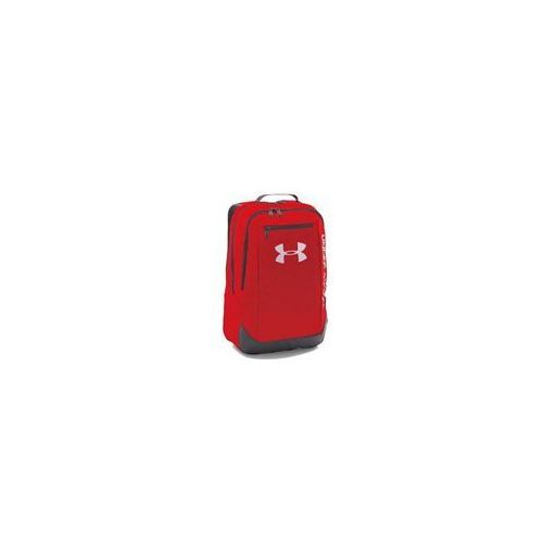 Under armour ua hustle backpack ldwr red 1szt