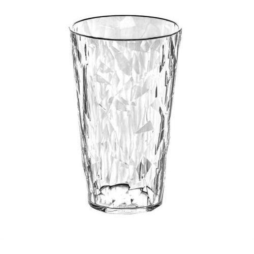 Szklanka CRYSTAL 400ml - Koziol (Kolor:: Przezroczysty)