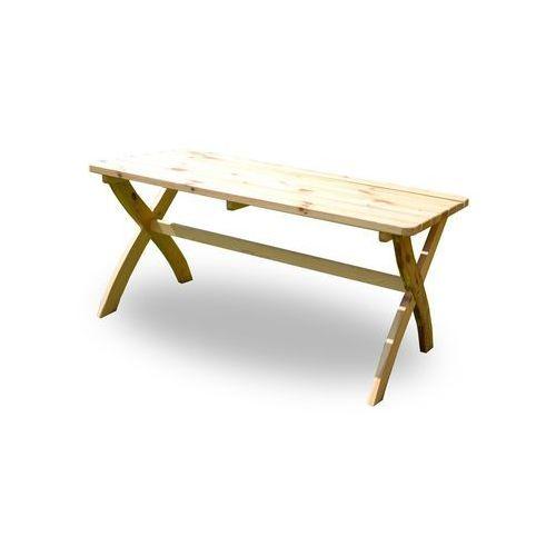 Drewniany stół STRONG naturalny FSC