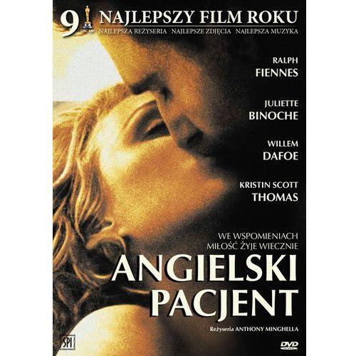 Kino świat Angielski pacjent (5906190322104)