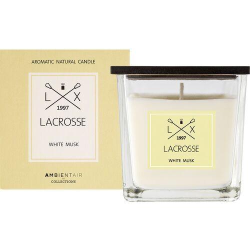 Lacrosse Świeca zapachowa white musk 8x8 - white musk