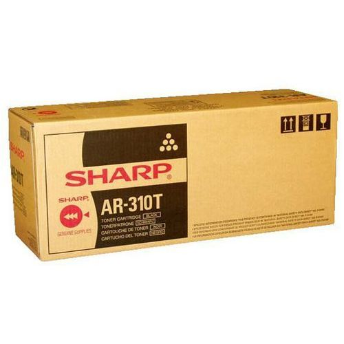 Sharp oryginalny toner AR-310LT, black, 25000s, Sharp AR-M256, 316 (4974019553672)