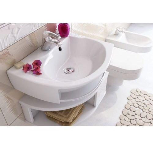 szafka podumywalkowa sdu rosa p biała/biała x000000327 marki Ravak