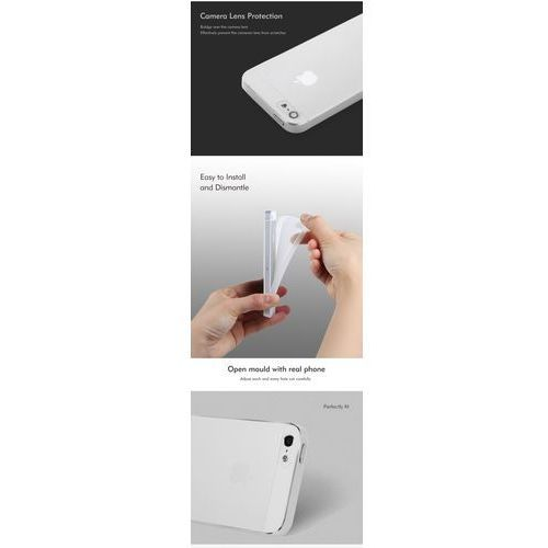 Benks Lollipop dla Apple iPhone 5 5S SE Black (Lollipop iPhone 5) Darmowy odbiór w 21 miastach!, Lollipop iPhone 5