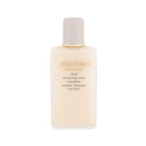 Shiseido concentrate facial moisturizing lotion 100ml w emulsja do twarzy do skóry suchej