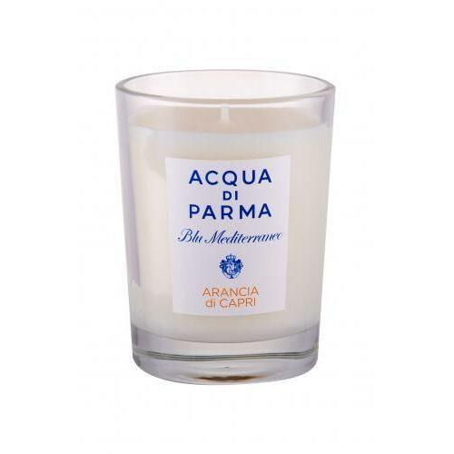 Acqua di Parma Blu Mediterraneo Arancia di Capri świeczka zapachowa 200 g unisex (8028713620058)