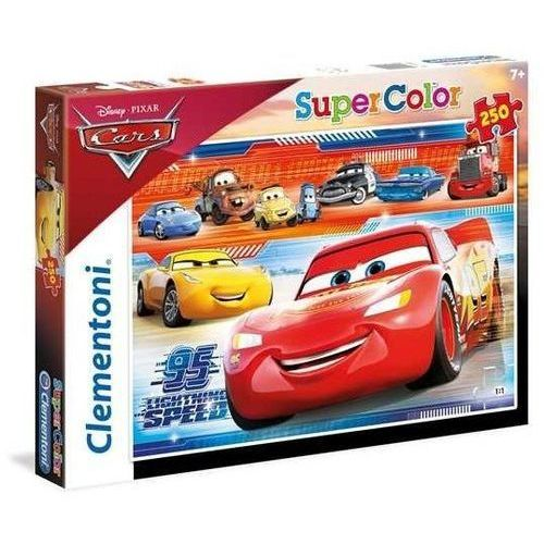 Puzzle 250 el Auta 3 (8005125290529)