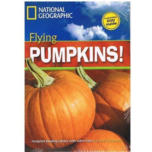 Flying Pumpkins! + MultiROM Footprint Reading Library 1300 Headwords (24 str.)