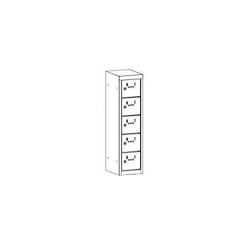 Szafka śniadaniowa SUS 215p drzwi skrzydłowe-przelotowe, SUS 215p