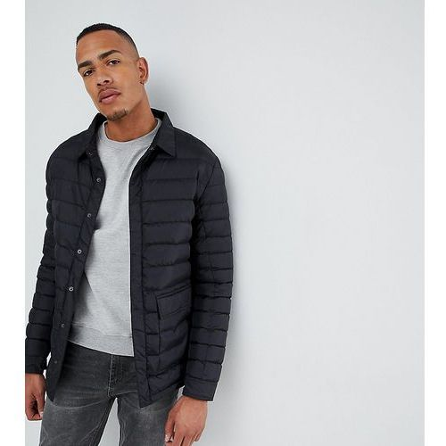 French Connection TALL Quilted Worker Jacket - Black