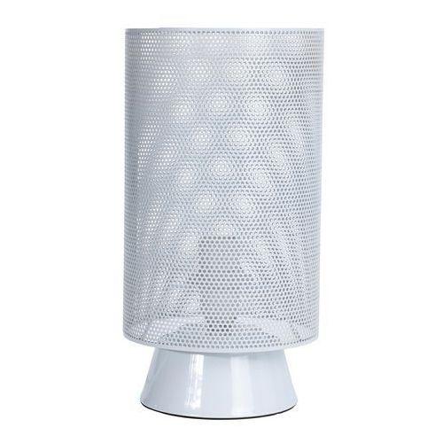 Lampa stołowa Intesi Kross biała, 162698 (12150500)