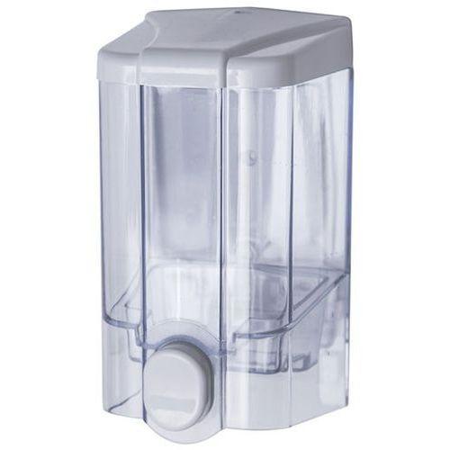 Dozownik do mydła w płynie 1 litr JET Faneco plastik przezroczysty (5901764291961)