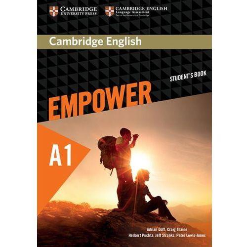 Cambridge English Empower Starter - mamy na stanie, wyślemy natychmiast, oprawa miękka