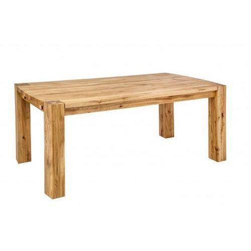 design stół dębowy rozkładany avant dąb rustykalny marki Signu