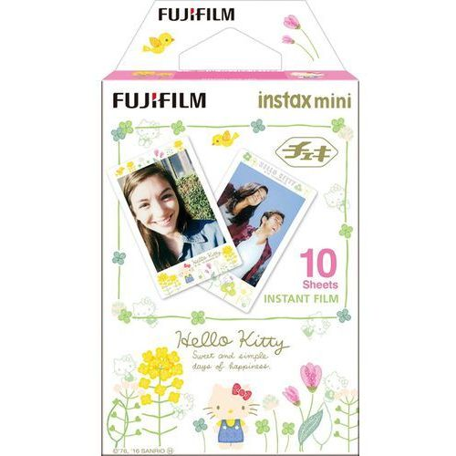 FujiFilm Instax Mini Hello Kitty 3 WW 1 (10x1/PK), 16537328