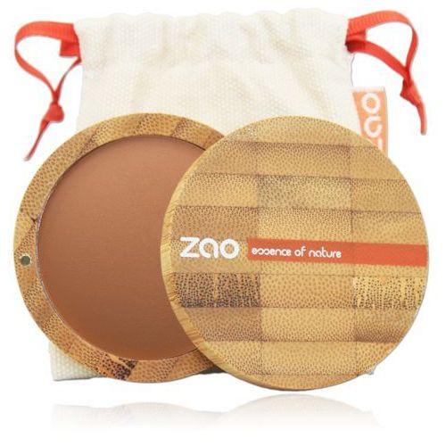 Puder brązujący ZAO - 344 - czekoladowy