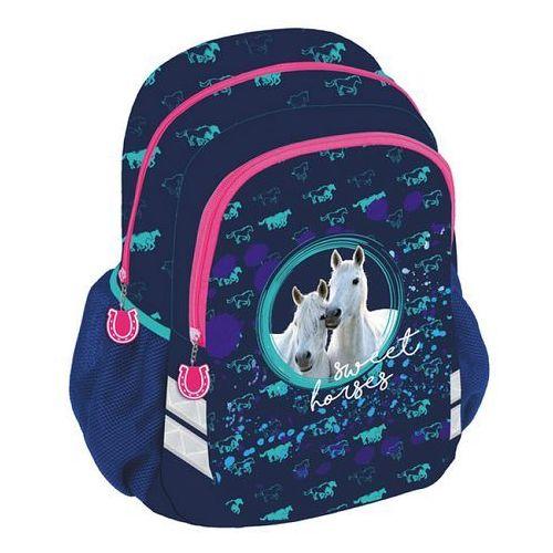 Plecak szkolny Horses 375203 - Starpak (5902643603639)