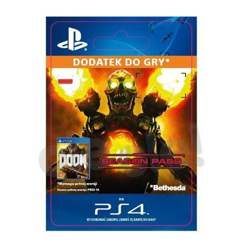 Doom - season pass [kod aktywacyjny]