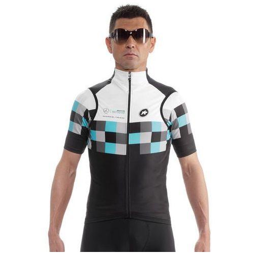 ig.worksteamvest_evo8 kamizelka na rower mężczyźni czarny s 2017 kamizelki marki Assos