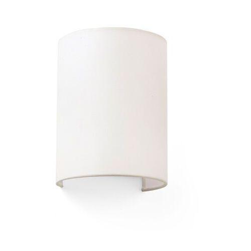 Lampa ścienna Cotton, falista, 20 x 15 cm, beżowa (8421776169258)