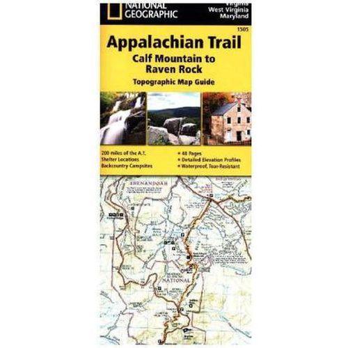 Appalachian Trail, Calf Mountain to Raven Rock, Virginia, We