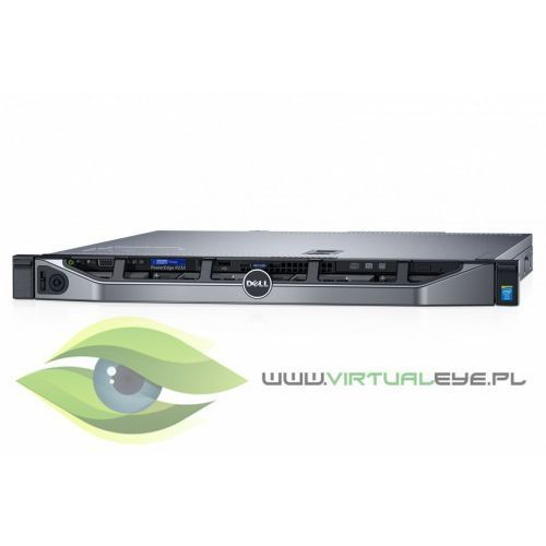 Dell R230 E3-1220v6 8GB 2x1 TB S130 DVDRW 3Y (5902002038560)