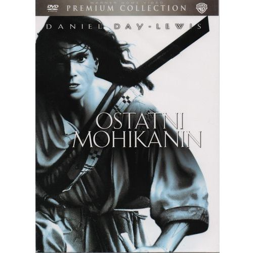 Ostatni mohikanin (dvd) premium collection  7321910126196 marki Galapagos films