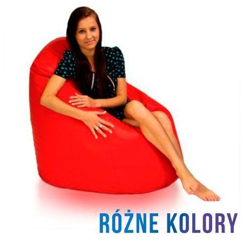 Polskie pufy Pufa - fotel sako xxl eko-skóra