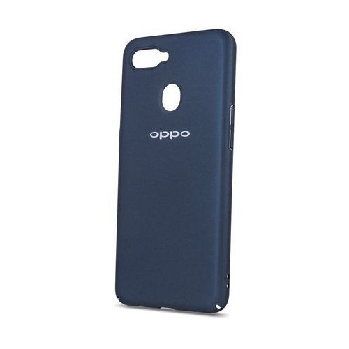 OPPO AX7 Easy Cover (niebieski), kolor niebieski