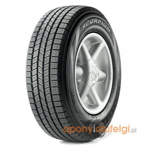 Opona Pirelli SCORPION ICE & SNOW 275/45R20 110V XL Homologacja MO N0, DOT 2018