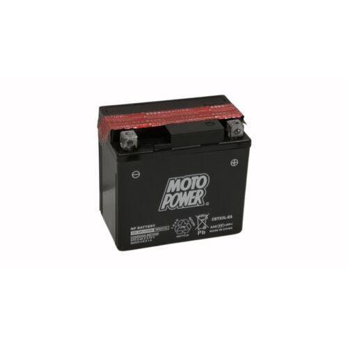Akumulator motocyklowy moto power cbtx5l-bs ytx5l-bs 12v 4ah 80a en p+ marki Yuasa