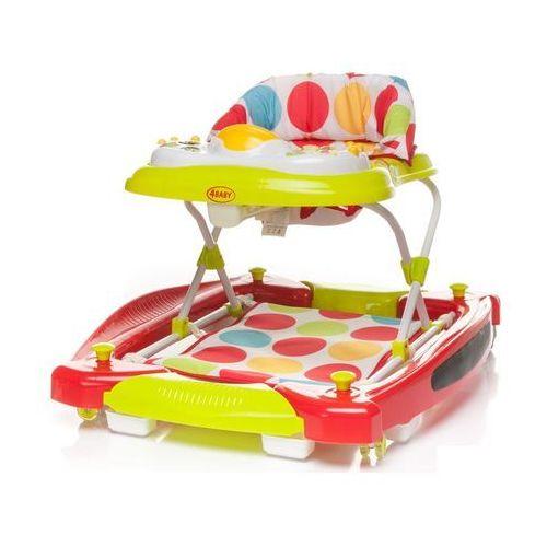 4 baby Chodzik swing 'n go ( z funkcją kołyski) 4baby błyskawiczna wysyłka! 24h! (5901691954601)