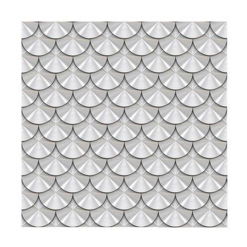 Panel kuchenny szklany platinium shield 60 x 60 cm marki Alfa-cer