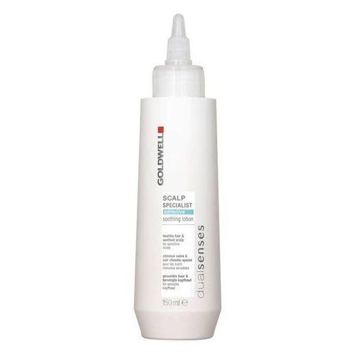 scalp sensitive soothing lotion - kojący lotion do wrażliwej skóry głowy 150ml marki Goldwell