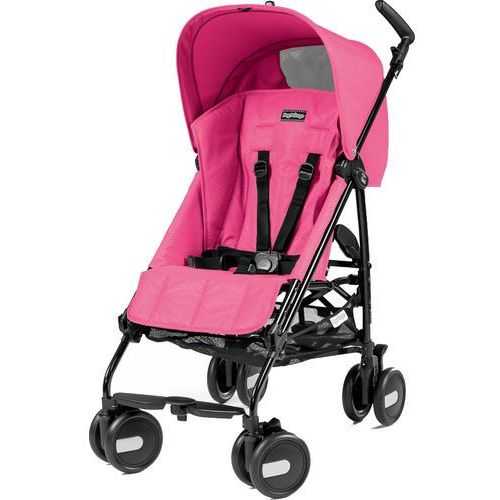 wózek spacerowy pliko mini mod pink marki Peg-perego