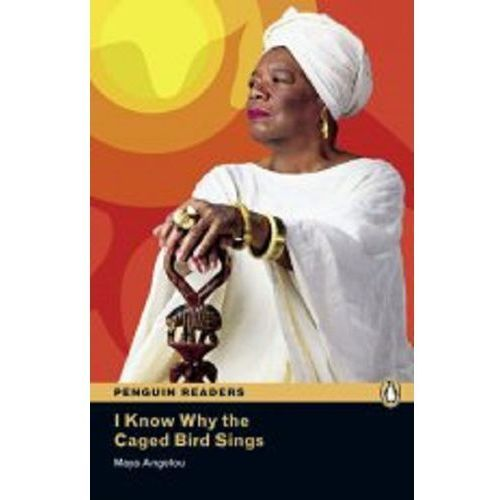 I Know Why the Caged Bird Sings + MP3. Penguin Readers Contemporary, oprawa miękka