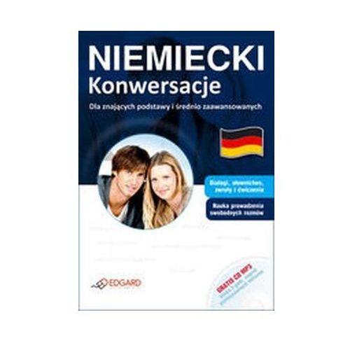 OKAZJA - Niemiecki. Konwersacje Dla znających podstawy i średnio zaawansowanych (2013)