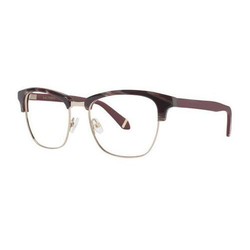 Okulary korekcyjne masha mroon marki Zac posen