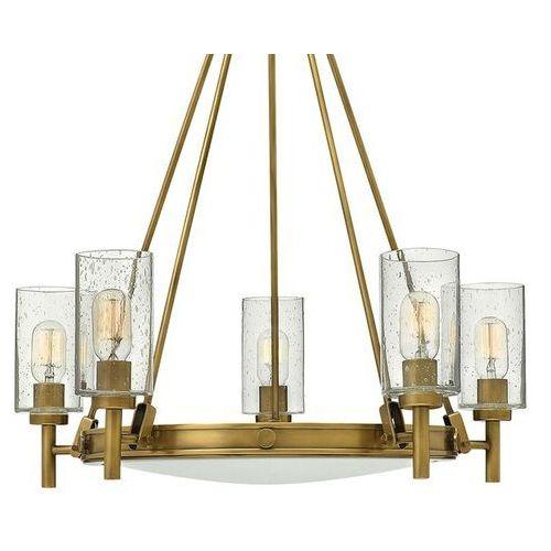 Elstead Żyrandol collier hk/collier5 - lighting - rabat w koszyku (5024005267119)