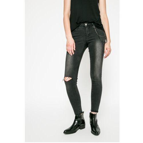 - jeansy ur your only limit marki Answear