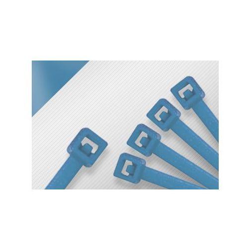 Elematic Opaski kolorowe niebieskie różne rozmiary