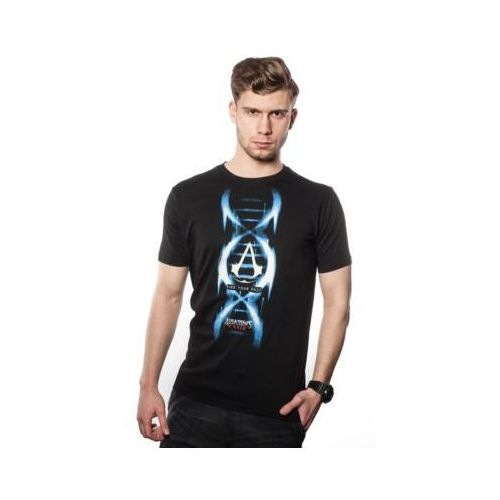 Koszulka GOOG LOOT Assassin's Creed - Find Your Past Czarna rozmiar M
