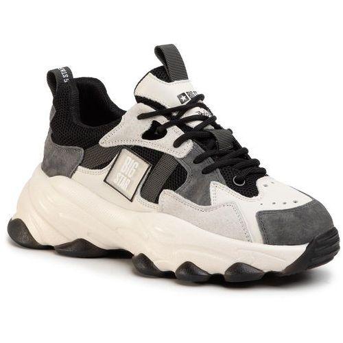 Sneakersy BIG STAR - FF274A558 Black/Grey