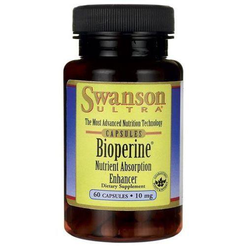 Kapsułki Swanson Bioperyna 10mg - (60 kap)
