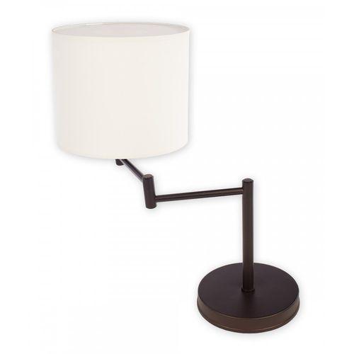 Sella lampka stołowa na przegubie 1 pł. / rdza wenge, Dodaj produkt do koszyka i uzyskaj rabat -10% taniej!, O1818 L1 RW