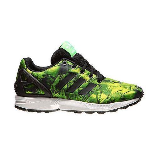 klasyczne style najlepszy dostawca kup sprzedaż Adidas originals Buty adidas zx flux k (s74960) - zielony ...