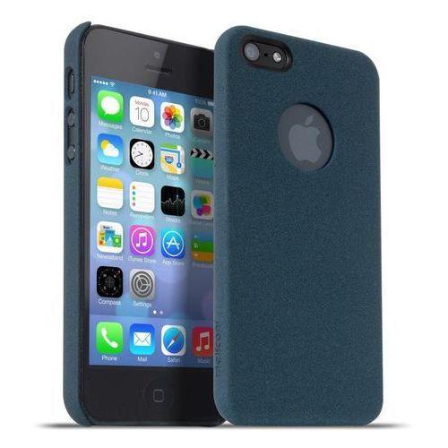 Meliconi etui Soft Sand iPhone 5/5s (8006023204106) Darmowy odbiór w 20 miastach! (Futerał telefoniczny)