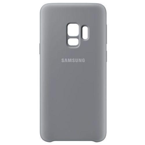 galaxy s9 silicone cover ef-pg960tj (szary) marki Samsung