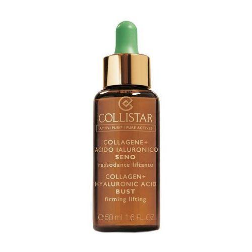 Collistar pure actives collagen + hyaluronic acid bust pielęgnacja biustu 50 ml dla kobiet