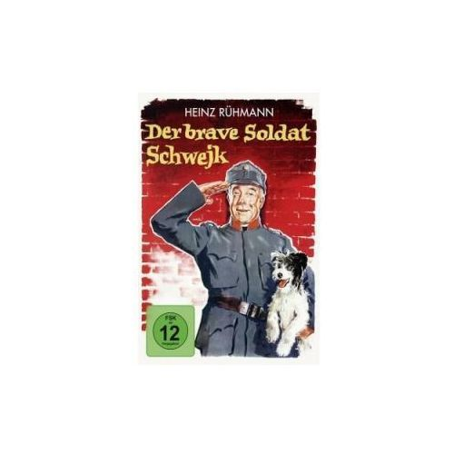 Der brave Soldat Schwejk, 1 DVD (Remastered Version)